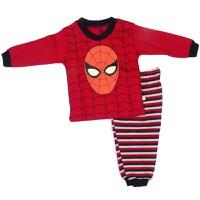 Bộ tay dài người nhện đỏ BH221
