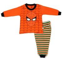 Bộ tay dài người nhện cam BH222