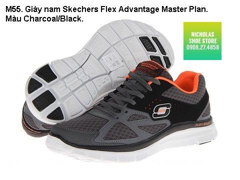 giay the thao nam skechers flex advantage 1m4G3 m55 skechersflexadvantagemasterplan zps0 2k9583600n4o0 Thoải mái vận động với mẫu giày thể thao nữ hợp lí