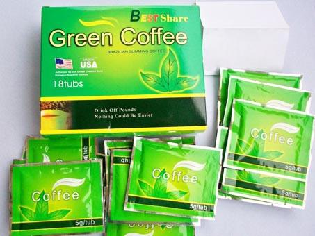 Trà giảm cân GREEN COFFE USA 2