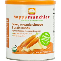 Bánh Khúc Organic Happy Vị Phô Mai - Cà Rốt
