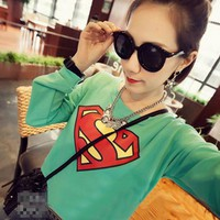 Áo Sweater Superman A197