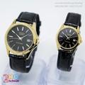 Đồng hồ cặp CASIO Gold luxury - DHN1509