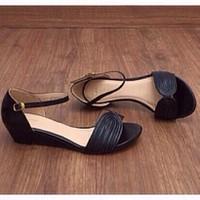 Freeship - Giày sandal đơn giản sang trọng