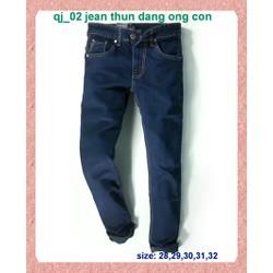 Quần Jean Ống Côn QJ_02 jean thun
