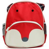 Balo Skip Hop hình chú cáo đỏ
