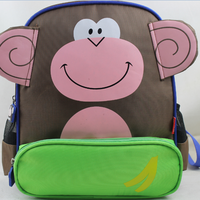 Balo Skip Hop hình chú khỉ