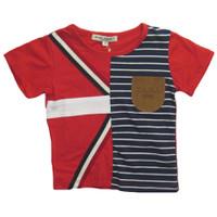 Áo BT cờ đỏ BH168 BEVADOCHOI