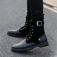 Giày boot nam phong cách BG-24