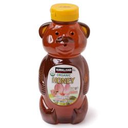 Mật Ong Kirkland Honey Bear 680gr