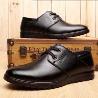 Giày bốt da nam cao cấp Glado - G18