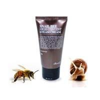 Kem dưỡng Snail Bee High Content Steam Cream