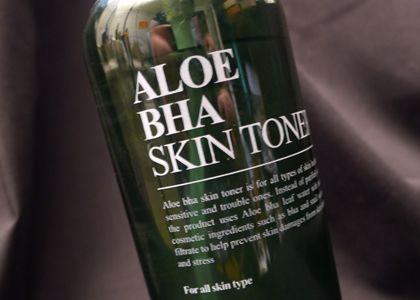 Nước hoa hồng Aloe BHA Skin Toner 2