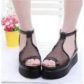 Giày Bành Mì Nữ có Quai BM02