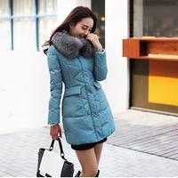 áo khoác phao dáng dài LV1300
