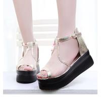 Giày Bành Mì nữ Mạ Vàng BM02