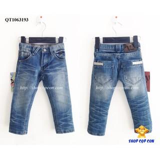 Quần jean dài thái lan size 1-3 tuổi - QT1063193 thumbnail
