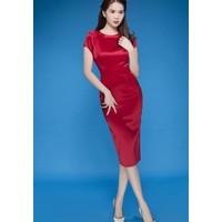 Đầm body đỏ Ngọc Trinh 892