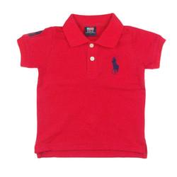 Áo polo BT màu đỏ BH230