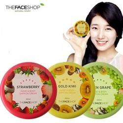 Kem dưỡng thể và tay The Face shop - Hàn Quốc
