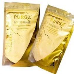 Bột Mặt Nạ Vàng collagen Golden Mask Puroz - Pháp