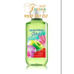Sữa tắm dưỡng da beautiful Day Bath and Body Works 295ml