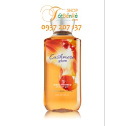 Sữa tắm dưỡng da Cashmere Glow Bath and Body Works 295ml