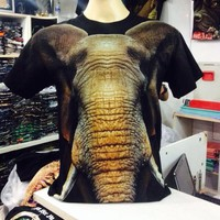 Áo Dạ Quang Elephant Full HD AT010