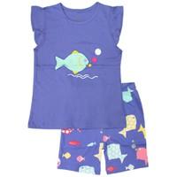 Tinker Bell Kids - Bộ Bé gái Just One You - Fish_resize