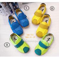 Giày lưới đế dẻo mềm cho bé trai và bé gái từ 9 tháng - 3 tuổi T13