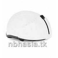 Mũ bảo hiểm kiếng giấu ASIA 105KA Trơn - Trắng