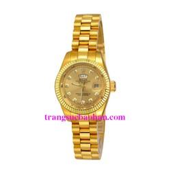 Đồng hồ mạ vàng RL716 đẳng cấp sang trọng