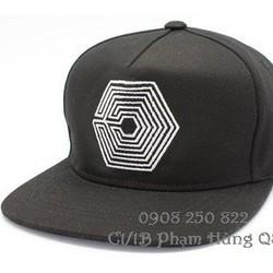 Mũ nón snapback Logo EXO hàng nhập cung cấp sỉ lẻ