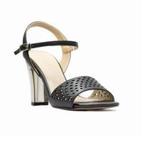 Sandal nữ cao gót Bershka 9 phân