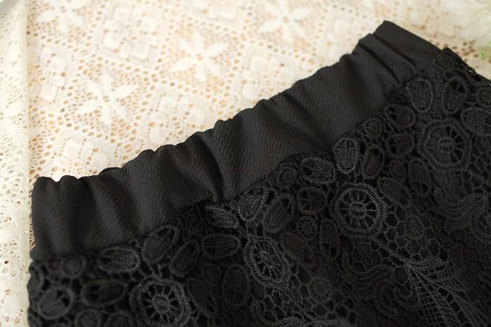 Hình ảnh Váy quần ren nữ tính 12411 4