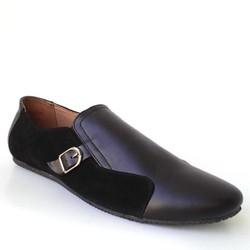Giày xỏ da cá tính