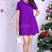 Đầm suông oversize