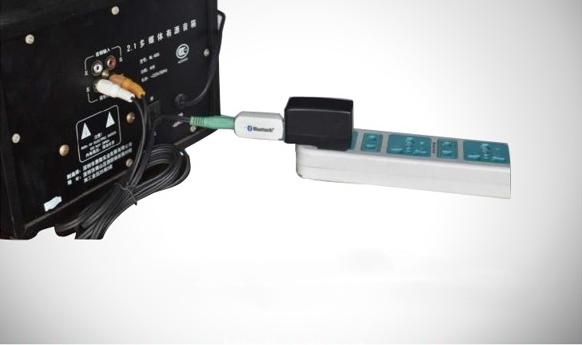 USB Bluetooth Audio dùng cho Loa + Amply 4
