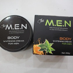 Kem body The Men whitening cream  for men 250g
