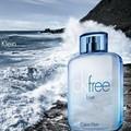 Nước Hoa Nam CK Free Blue 100ml