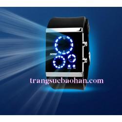 Đồng hồ SKMEI SK784 vòng tròn tình yêu-chính hãng