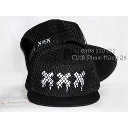 Mũ nón snapback hip hop XXX hàng nhập cung cấp sĩ lẻ