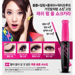 mascara đa năng Lash Perm All Shockcara etude house