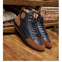 giày cổ cao nam sport ling di Mã: GH0181 - XANH