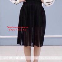 BG680 - Chân váy thun