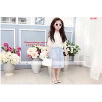 BG682 - Chân váy thun