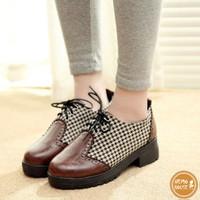 Giày oxford nữ - G899