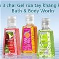 Gel rửa tay khô kháng khuẩn Bath  Body Works