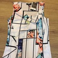 Aó lụa thời trang Topshop hàng xuất dư chuẩn, mẫu mới nhất