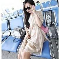 khăn choàng LV lụa